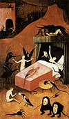 Hieronymus Bosch - Last Judgment (fragment of Hell) - WGA02578.jpg