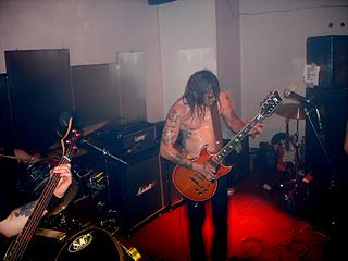 High on Fire band