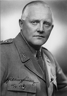 Hilding Kring Swedish general