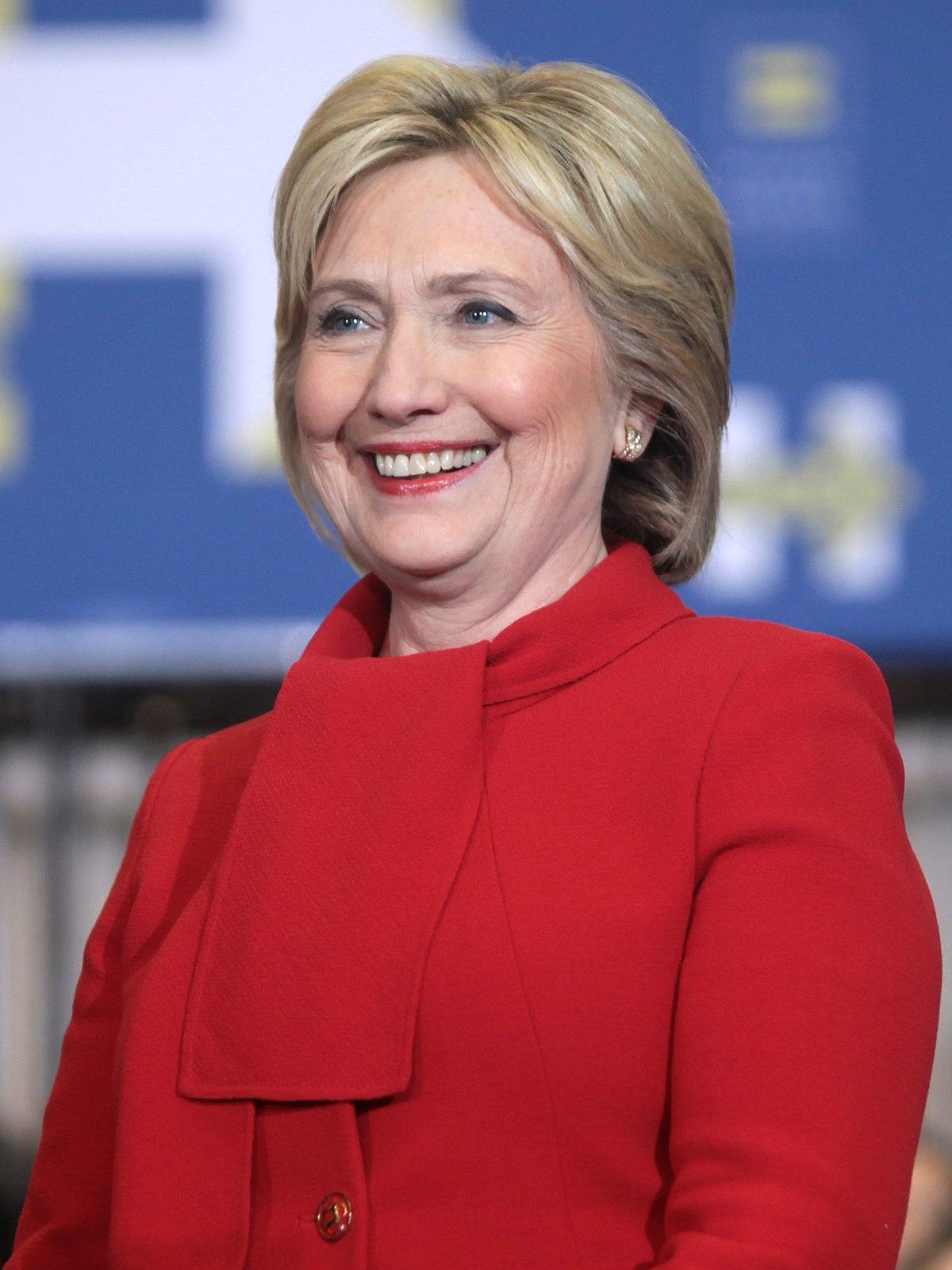 Hillary Clinton - Wikipedia