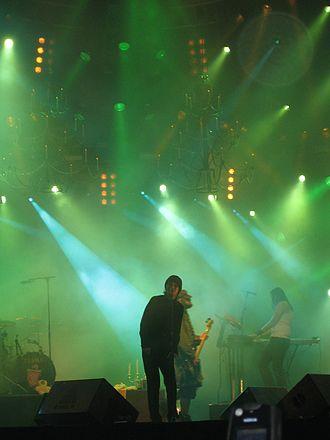 Provinssirock - HIM at Provinssirock, 2006