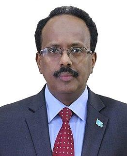 Mohamed Abdullahi Mohamed Former Prime Minister of Somalia; Secretary-General of Tayo Party; President of Somalia (2017–2021)