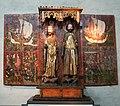 Historiska Museet, Saint's shrine with St Erik and St Olaf, 2009-07-19.jpg