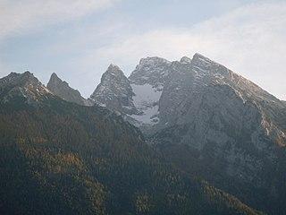 Hochkalter mountain