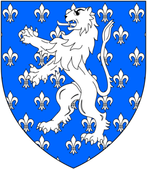 Robert de Holland, 1st Baron Holand - Image: Holland Of Weare Devon Arms