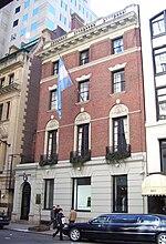 Embajada de argentina en los estados unidos wikipedia - Consulado argentino en madrid telefono ...