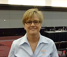 Portrait de Holly Warlick