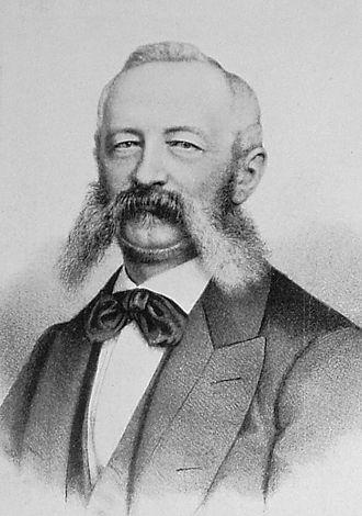 Ludvig Holstein-Holsteinborg - Image: Holstein Holsteinborg