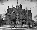 Hon. George Drummond's house, Sherbrooke Street, Montreal, QC, 1891.jpg