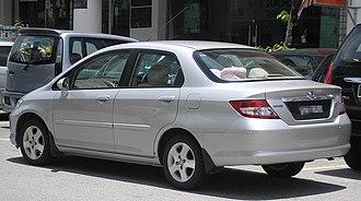 Honda City - Honda City (fourth generation), pre-facelift (Malaysia/South East Asia)