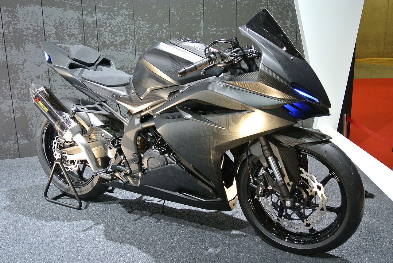 Kawasaki Fury Rr