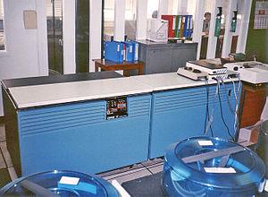 A Honeywell-Bull DPS 7 mainframe, circa 1990.