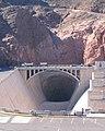 Hoover Dam, Arizona (Overflow Spillway) - panoramio.jpg