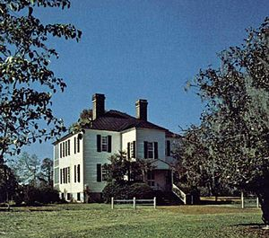 Thomas Lynch Jr. - Photograph of Hopseewee Plantation