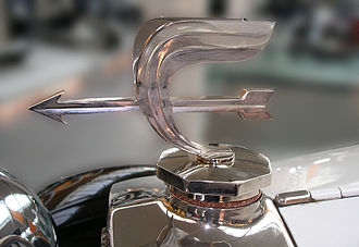 Horch - Horch hood ornament (1924)