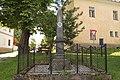 Horní Stropnice, Hojná Voda, pomník obětem 1. světové války (2020-07-07; 01).jpg