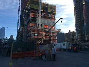 35 Hudson Yards - Seen in May 2017