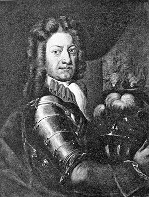 Ivar Huitfeldt - Iver Huitfeldt, 1665-1710.