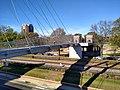 Hunter Harrison Memorial Bridge at the University of Memphis.jpg