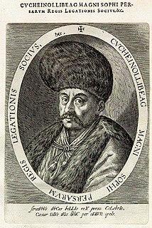 Persian embassy to Europe (1599–1602)