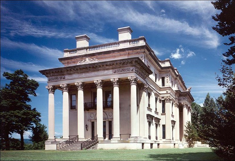 File:Hyde Park Vanderbilt Mansion National Historic Site.jpg