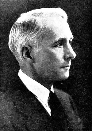 Hyrum G. Smith - Smith in 1932