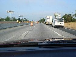 Interstate 85 in Georgia - Wikipedia