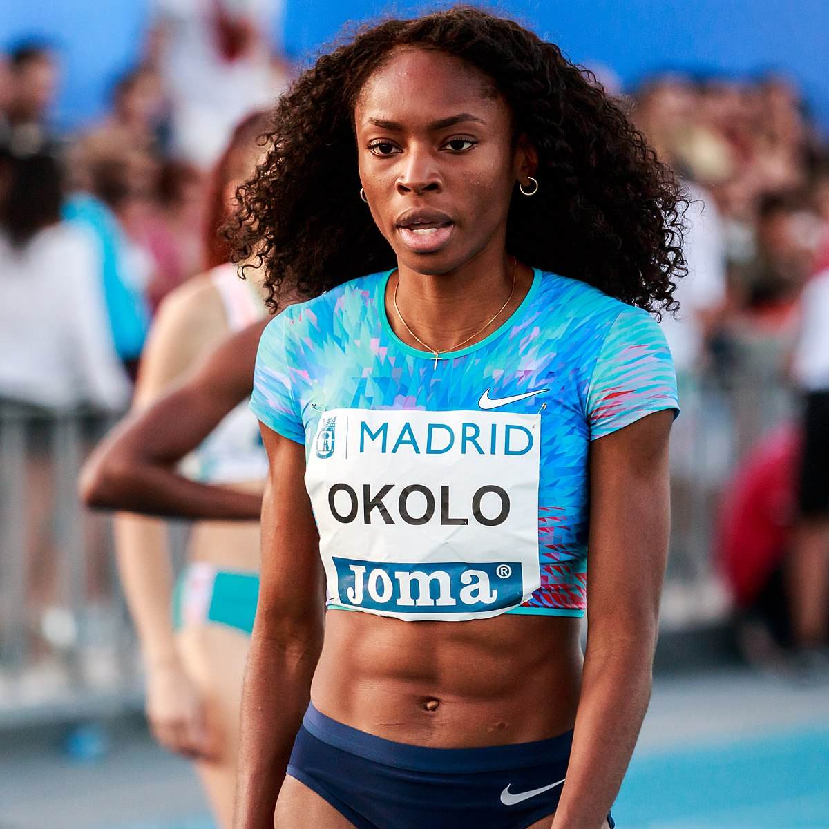 courtney okolo wikipedia