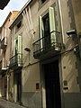 IMCET, casa Soler i Palet, c. Font Vella 28 (III).jpg