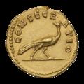 INC-1574-r Ауреус Фаустина Старшая после 141 г. (реверс).png