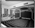 INTERIOR SOUTHWEST CORNER - Columbia Theatre, 215 Riverside Mall, Baton Rouge, East Baton Rouge Parish, LA HABS LA,17-BATRO,7-10.tif