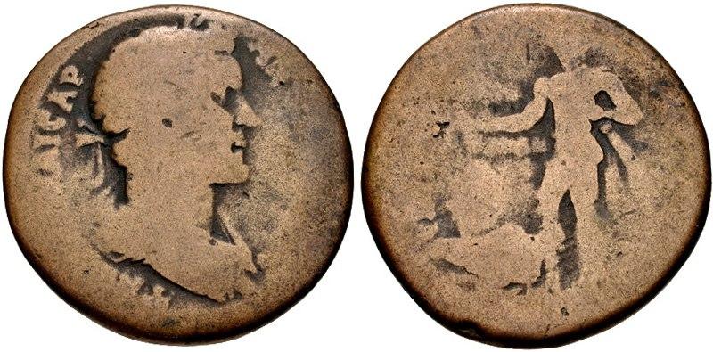 IONIA, Magnesia ad Maeandrum. Antoninus Pius. AD 138-161