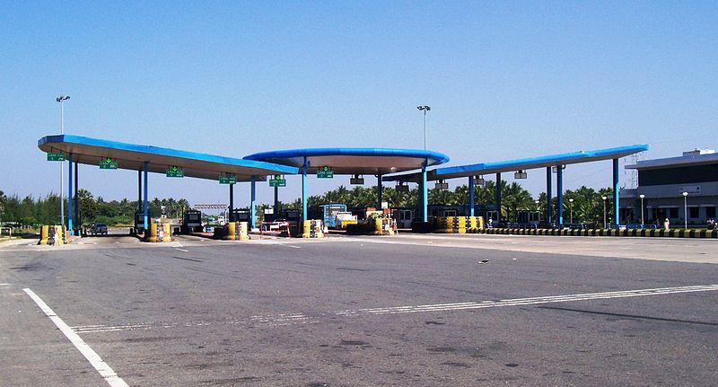 File:IVRCL-Vijayamangalam-Toll-Plaza.JPG