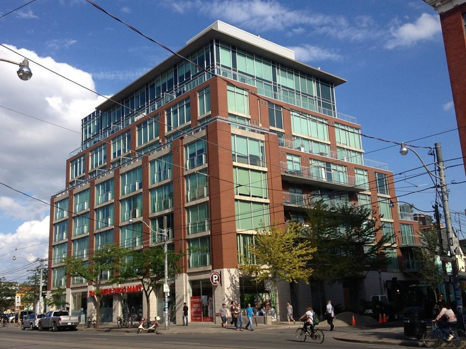 Ideal Lofts apartments in Palmerston-Little Italy
