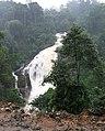 Idukki - A waterfall en route Munnar, Adimali.jpg