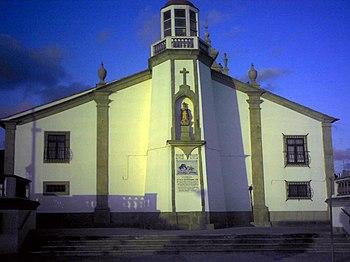 Igreja da Lapa.