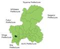 Ikeda in Gifu Prefecture.png