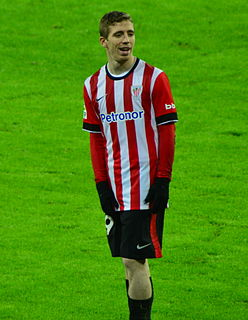 Iker Muniain Spanish professional footballer