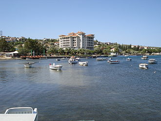 Ildır - A view of Ildırı beach