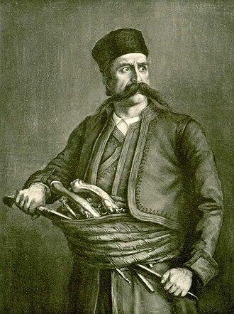 Obor-knez - Image: Ilija Birčanin