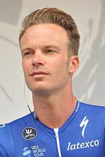 Iljo Keisse Belgian cyclist