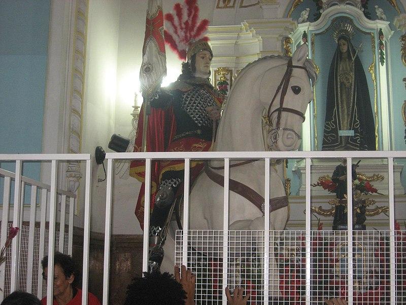 Ficheiro:Imagem de São Jorge.JPG