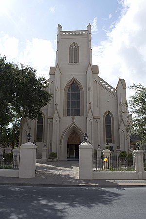 Roman Catholic Diocese of Brownsville - Immaculate Conception Cathedral