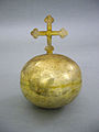 Imperial Orb of the Holy Roman Empire of Henry VII.jpg