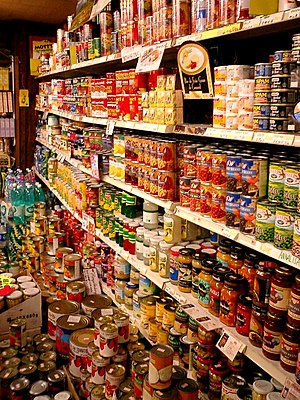 Bisphenol A - The largest exposure humans have to BPA is by mouth from such sources as food packaging, the epoxy lining of metal food and beverage cans, and plastic bottles.