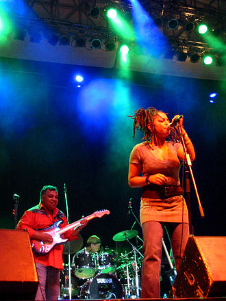 Incognito (band) - Incognito in Bangkok in 2005