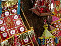 India - Hyderabad - 084 - colourful lanterns remain after HIndu fesitval (3920125561).jpg