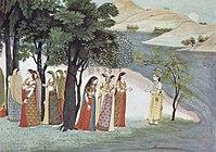 Bhagavata Purana cover