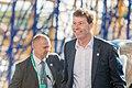 Informal meeting of environment ministers. Arrivals Günter Liebel (35524663910).jpg