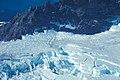 Ingraham Flats on Ingraham Glacier. Cathedral Rocks. Boot track visible. slide (62676d98d4344c5ea06c427dad13f125).jpg